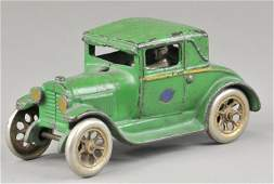 MODEL 'A' COUPE