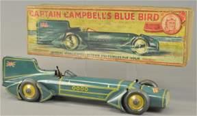 BOXED GUNTHERMANN BLUE BIRD RACER