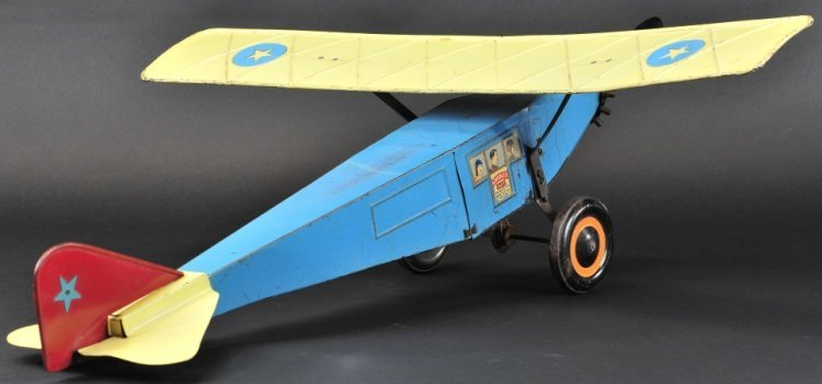 SCHIEBLE SINGLE MOTOR TRANSPORT AIRPLANE