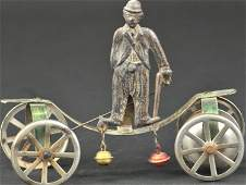 CHARLIE CHAPLIN BELL TOY