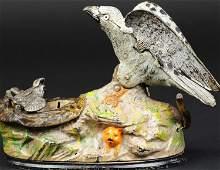 EAGLE AND EAGLETTS MECHANICAL BANK