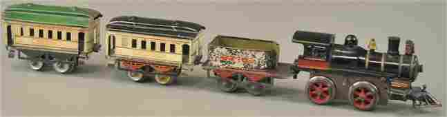 IVES O GAUGE BROOKLYN TRAIN SET