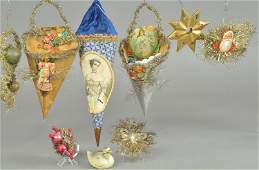 VARIETY OF VICTORIAN ORNAMENTS