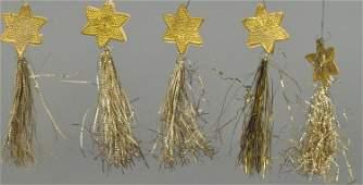 FIVE DRESDEN SHOOTING STARS