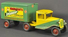Buddy 'l' Wrigley's Truck