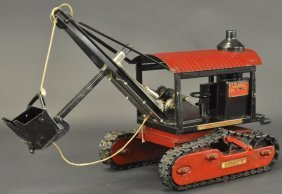 Buddy 'l' Improved Steam Shovel On Treads
