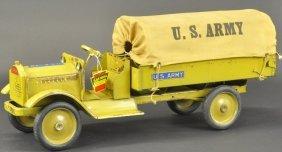"Keystone Packard ""u.s. Army"" Truck"