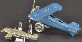 Lot Of Two Aeronautical Toys