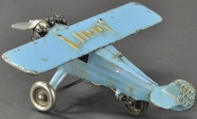 "Hubley ""lindy"" Airplane"