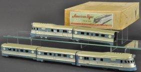 American Flyer Blue Comet Streamliner Passenger #9