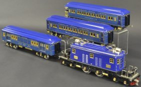 American Flyer Presidential Special Set