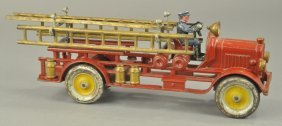 Hubley Ladder Truck