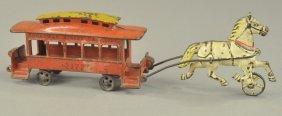 Broadway Streetcar Trolley