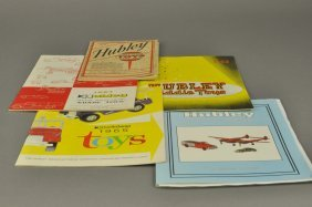Lot Of Hubley Books