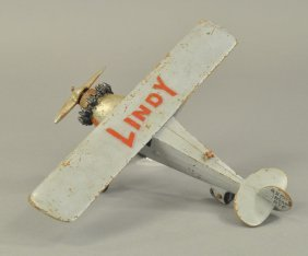 Large Lindy Airplane