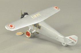 Lindy' Airplane Sample