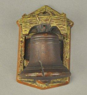 Liberty Bell Doorknocker