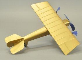 Kingsbury Tri-motor Airplane