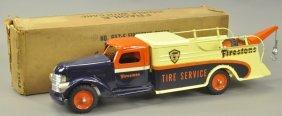 Buddy 'l' Boxed Firestone Tire Service Wrecker