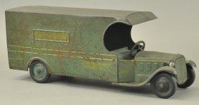 """Steelcraft """"bloomingdale's"""" Delivery Van"""