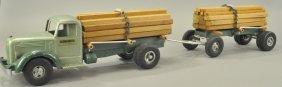 Smith Miller Green 'l' Mack Lumber Truck