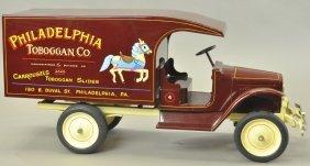 Philadelphia Toboggan Co. Delivery Truck