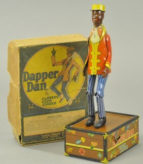Marx Dapper Dan W/box