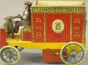 Lehmann Aha Wagon