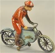 LEHMANN 'ECHO' MOTORCYCLE