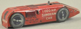 Sunbeam Racer Car Penny Toy