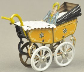 Fischer Carriage Penny Toy