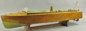 Boucher Boat