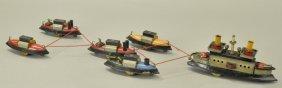 Hess Floating Armada