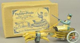 Stock Paddy's Pride