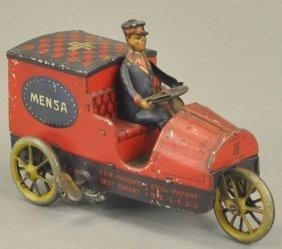 Lehmann Mensa Car
