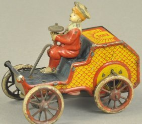 Lehmann Buster Brown Cart