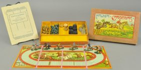 Boxed Horse Race Game