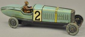 #2 Blue Racer