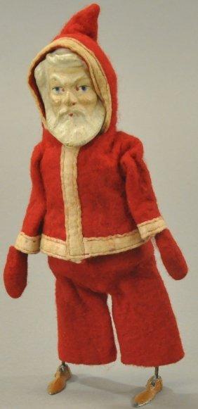 Clockwork Santa Claus Walker