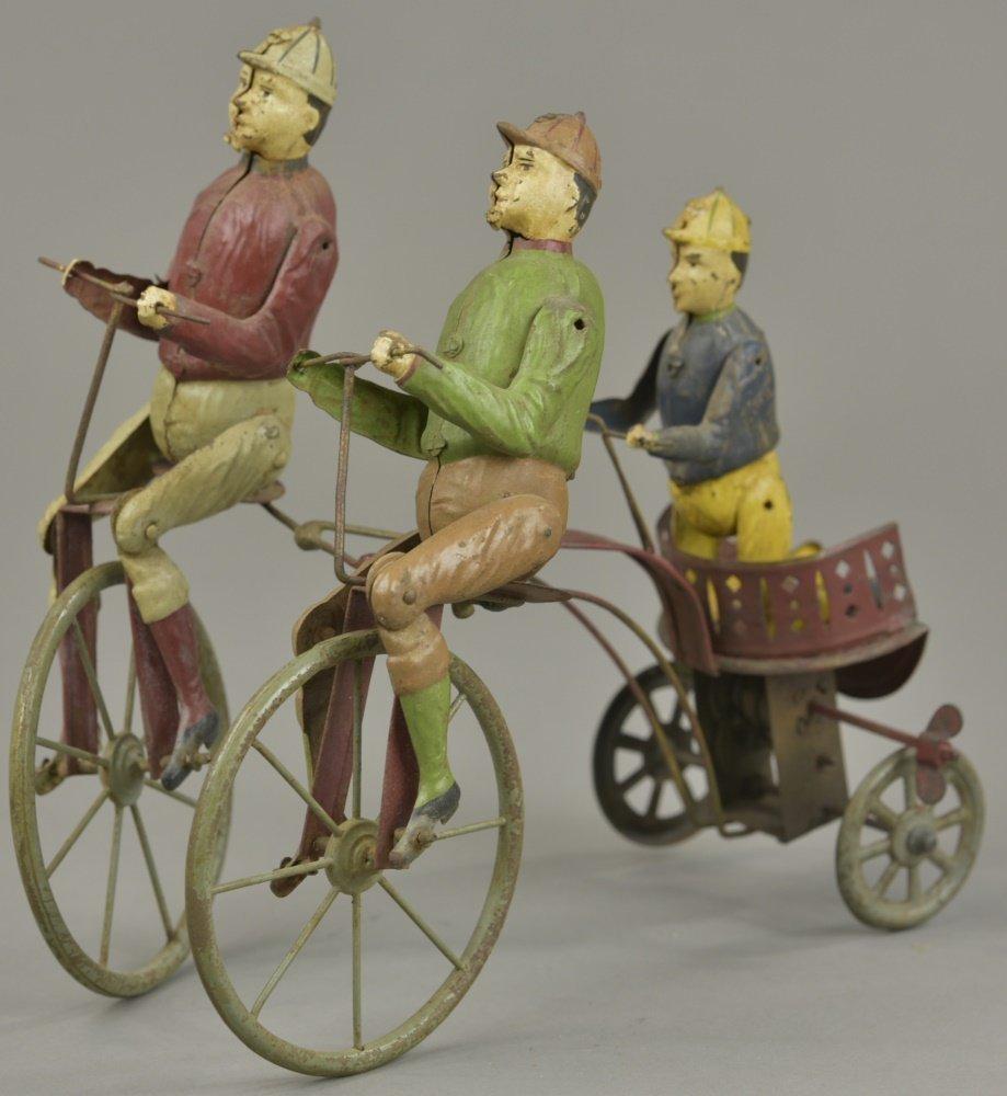 GERMAN THREE MAN CYCLE
