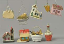 INTERESTING ASSORTMENT OF CHRISTMAS ORNAMENTS