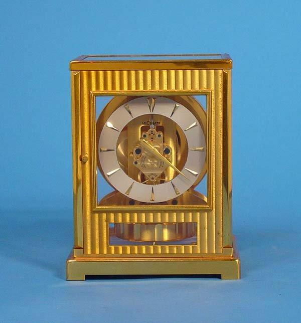 501: Le Coultre Tuxedo Model Atmos Clock