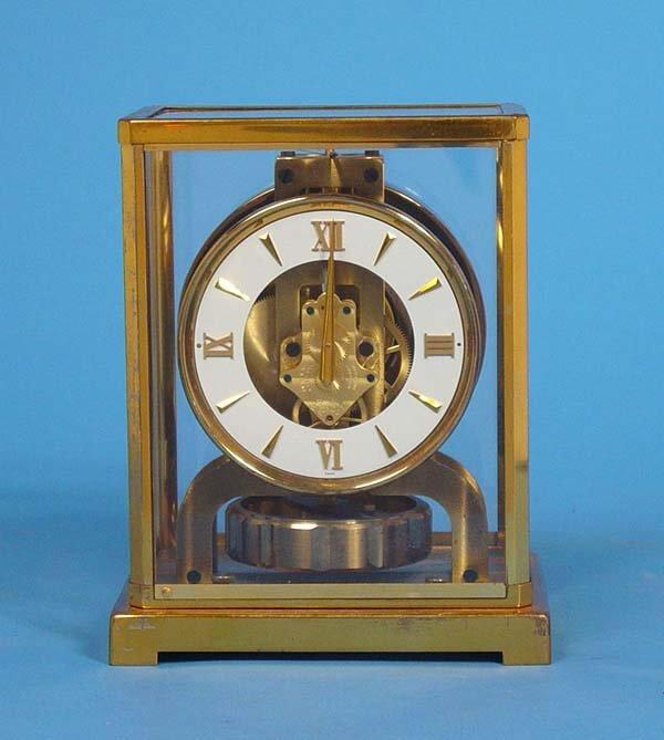 502: Le Coultre Atmos Clock