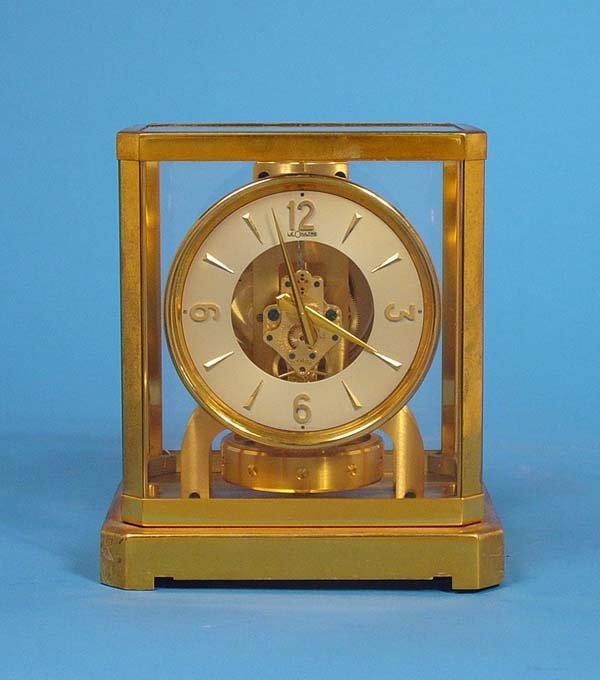 503: Le Coultre Atmos Clock