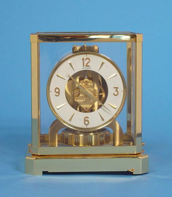 504: Le Coultre Atmos Clock
