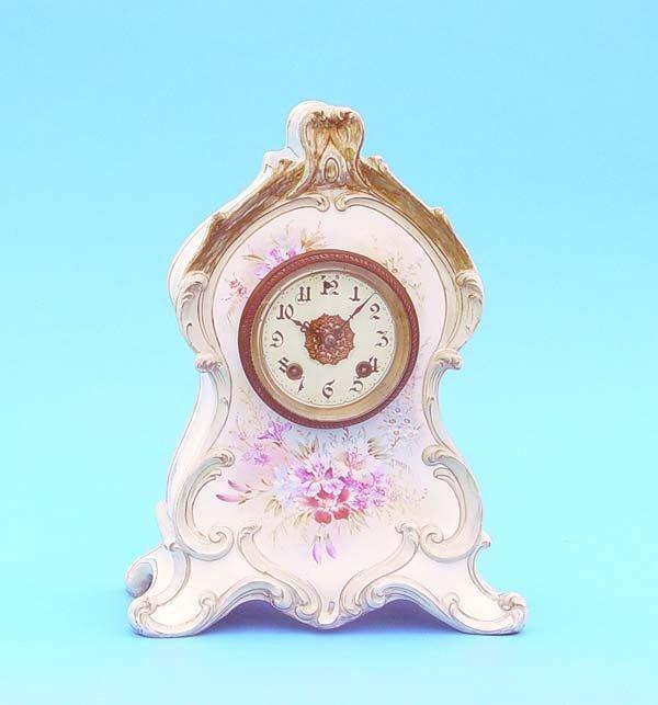 514: New Haven China Clock