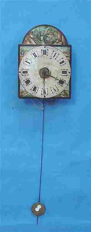 Wag On Wall Clock