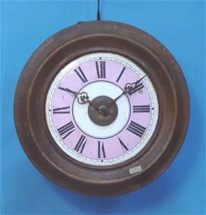 Black Forest Bulls Eye Wall Clock