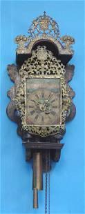 Dutch Zandaam Stoltklock Wall Clock