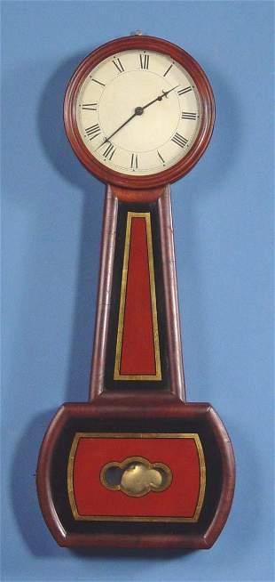 Old Howard Style No.5 Banjo Wall Clock